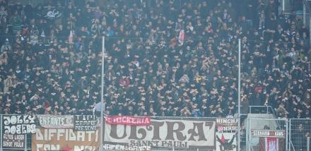 2.BL: FC Ingolstadt 04 - FC St. Pauli